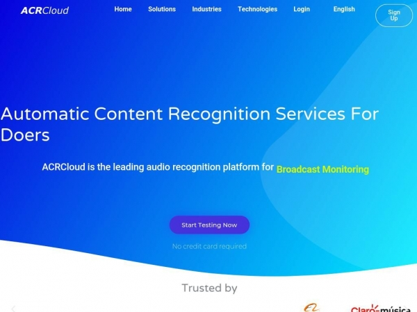 acrcloud.com