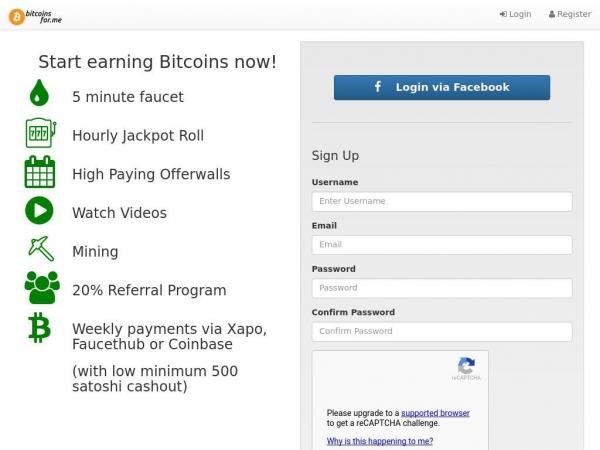 bitcoinsfor.me