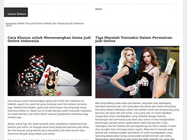 casinoterbaru.withtank.com