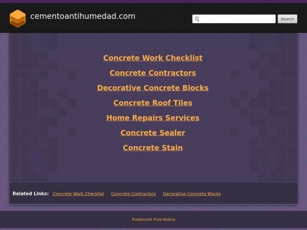 cementoantihumedad.com