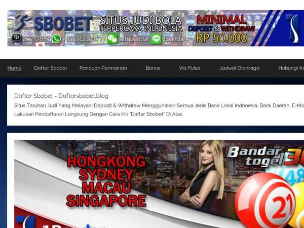daftarsbobet.blog