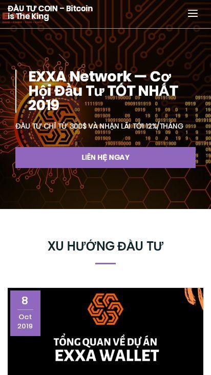 dautucoin.co