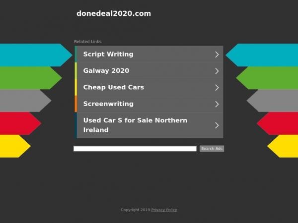 donedeal2020.com