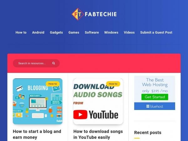 fabtechie.com