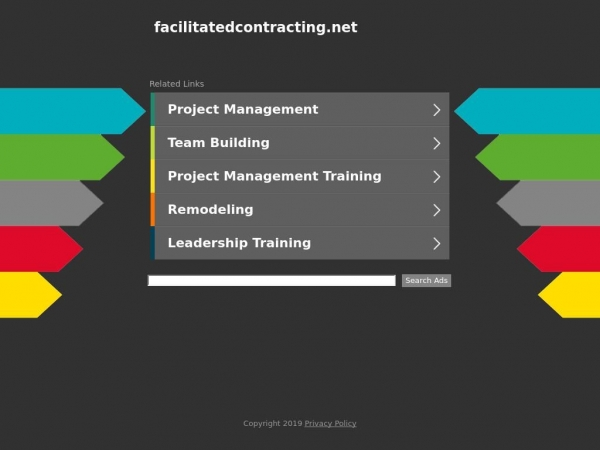 facilitatedcontracting.net