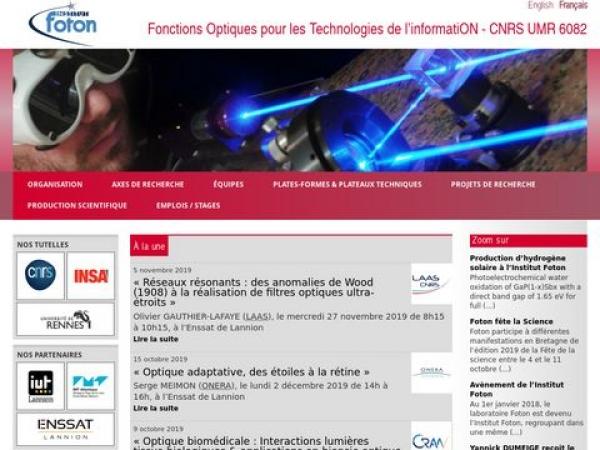 foton.cnrs.fr