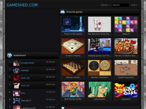 gameshed.com