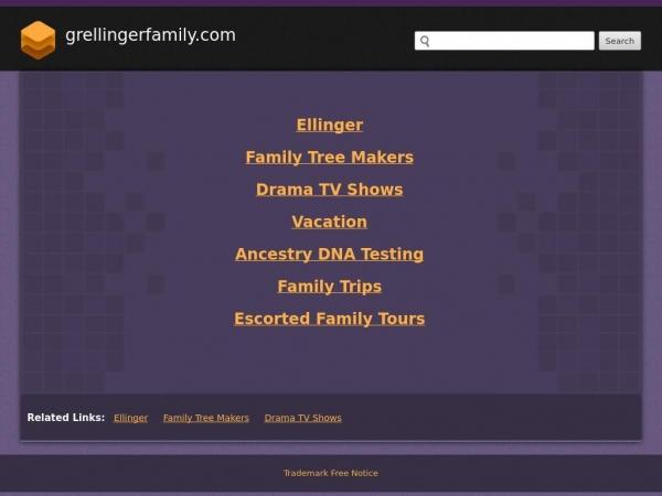 grellingerfamily.com