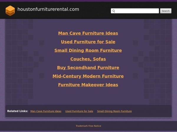 houstonfurniturerental.com