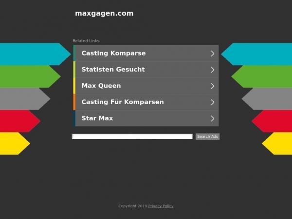maxgagen.com