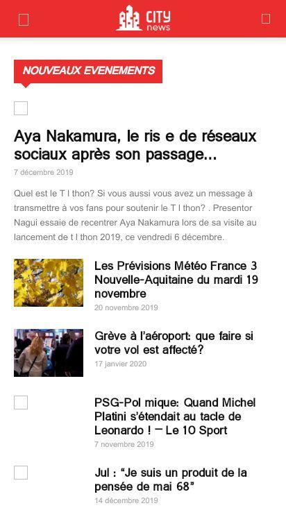 nouvelles.news