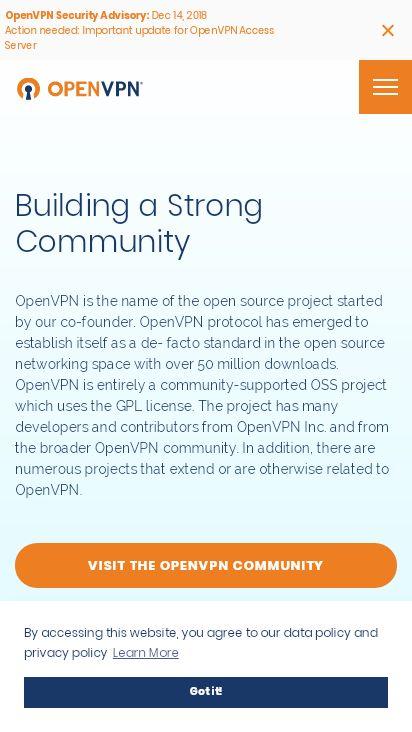 openvpn.org
