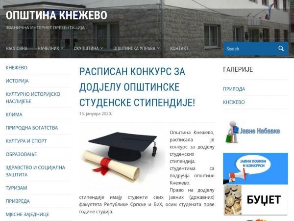 opstinaknezevo.org