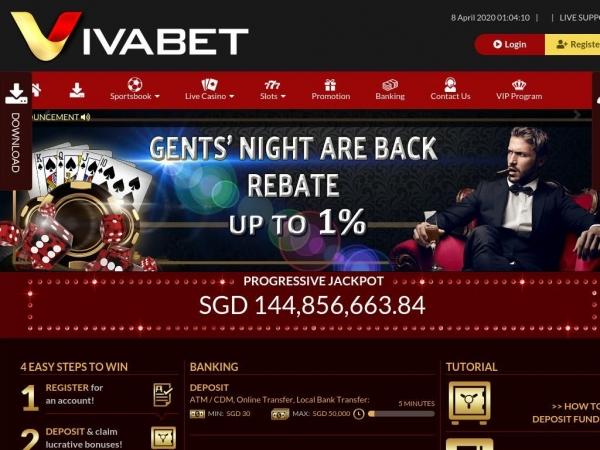 vivabet2u.com