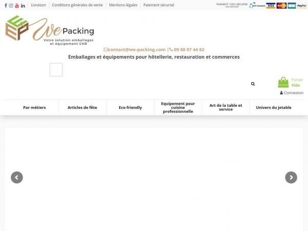 we-packing.com
