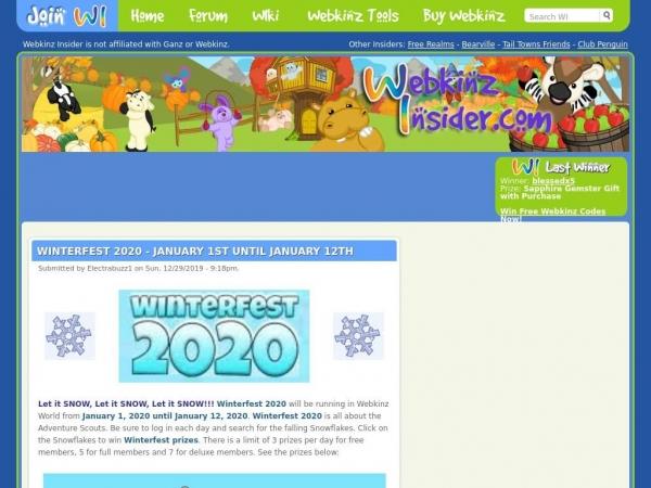 webkinzinsider.com