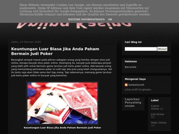 anjingkasino.blogspot.com