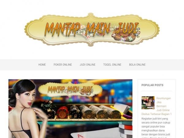 mantapmainjudi.blogspot.com