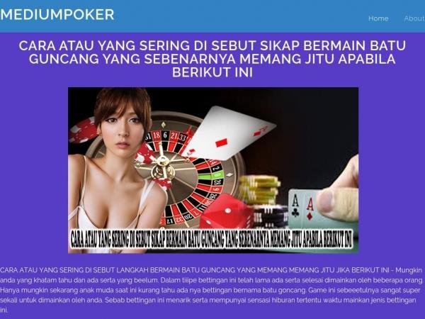 mediumpoker.yolasite.com