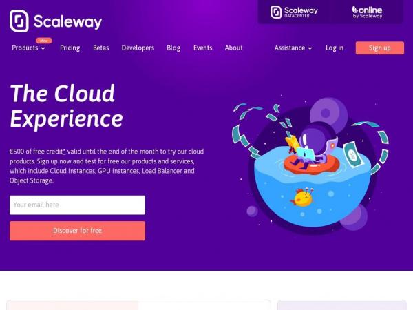scaleway.com