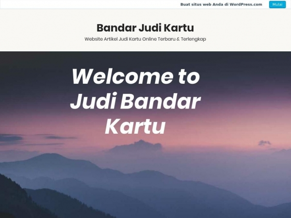bandarjudikartu.wordpress.com