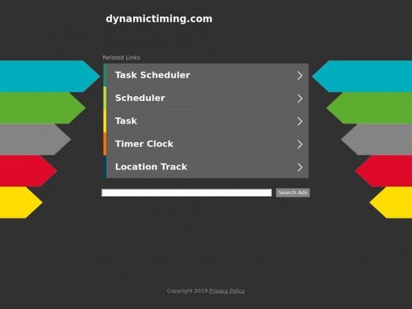 dynamictiming.com