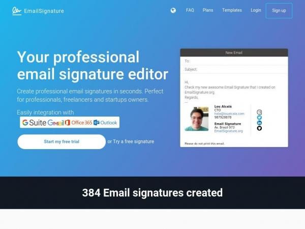 emailsignature.org