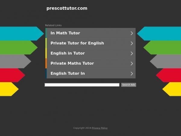 prescottutor.com