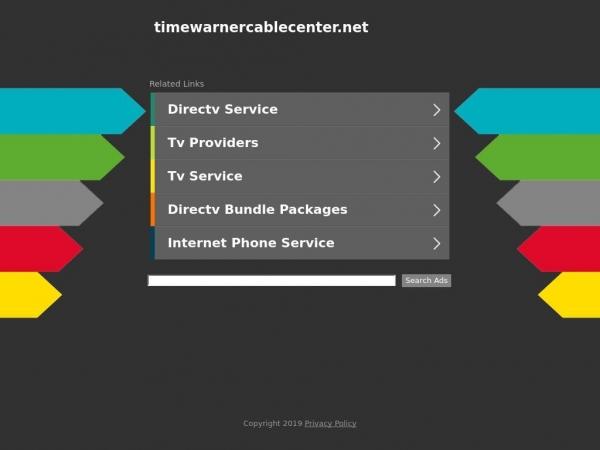 timewarnercablecenter.net